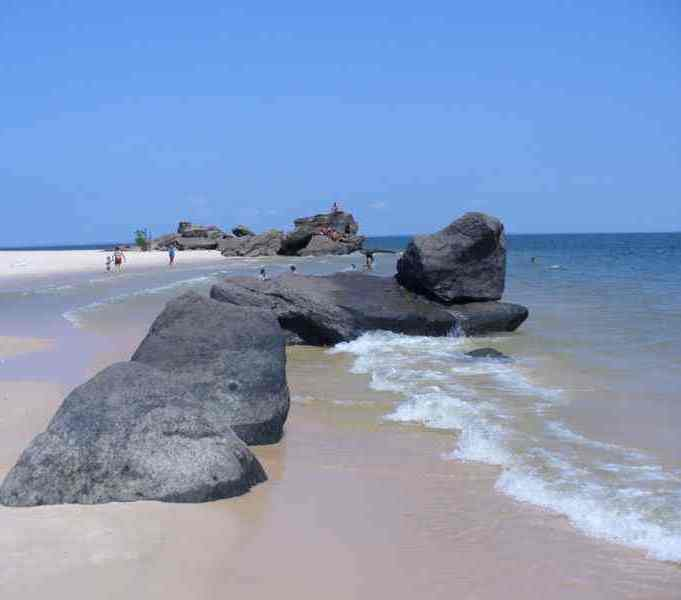 Praia Ponta de Pedras - Rio Tapajós -Stm